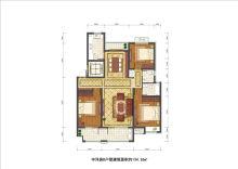 天泰滟澜公馆户型图