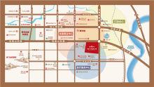 天泰滟澜公馆配套图