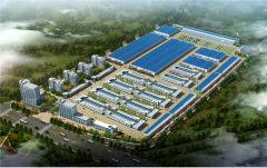 青州泓德物流创业园