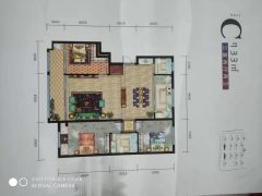 (城東)恒信安順府3室2廳2衛140m2毛坯房
