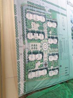 城南風景區現房帶地下車庫景城花園電梯洋房三樓出售