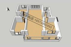 (城东)雍和府3室2厅1卫121m²毛坯房