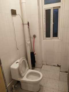 圣水花园3室1厅1卫110m²带床空调800元/月