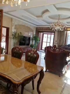 (城西)乾元福居(二期)5室3厅3卫360m²豪华装修