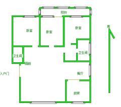 芙蓉居,150平,4樓,簡單裝修,可按揭,110萬。