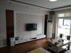 (城西)中央华府 2室2厅94m² 精装修  2000元
