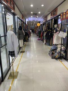 (城中)义乌小商品城女装出售!位置好,人流量大。