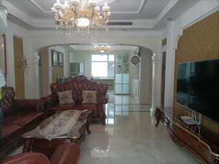 旭景园西区一楼3室2厅1卫124.6m²精装修带车库145万出售